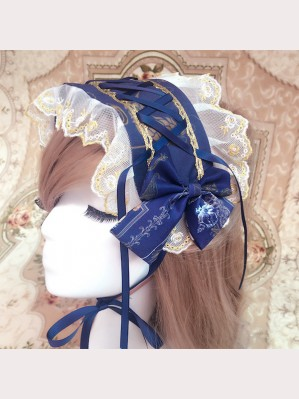 Castle Wizard Classic Lolita Matching Headdress KC