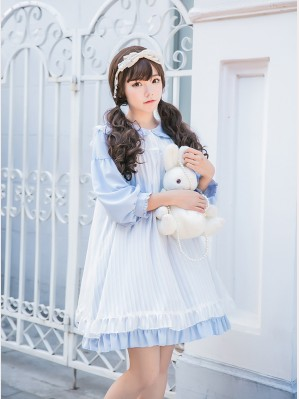 Alice Dolly Lolita Dress OP & Apron
