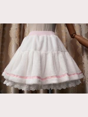 Lolita Fuzzy Winter Petticoat