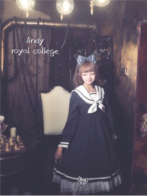 Andy Royal College Lolita Dress OP