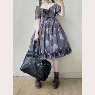 Jellyfish Lolita Dress OP