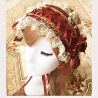 The Garden of Paradise Lolita Headband KC (K002)