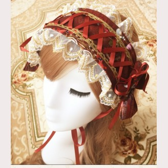 The Garden of Paradise Lolita Headband KC (K002)