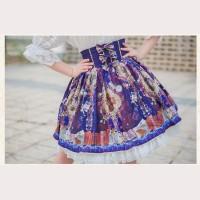 The Garden of Paradise Lolita Skirt SK (K004)