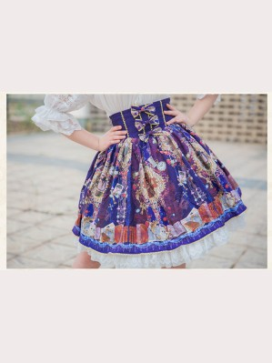 The Garden of Paradise Lolita Skirt SK (K004)