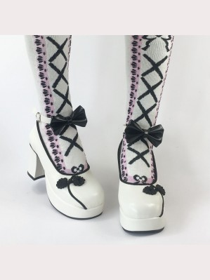 Qi Lolita Style Shoes