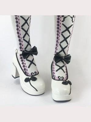 Qi Lolita Style Shoes
