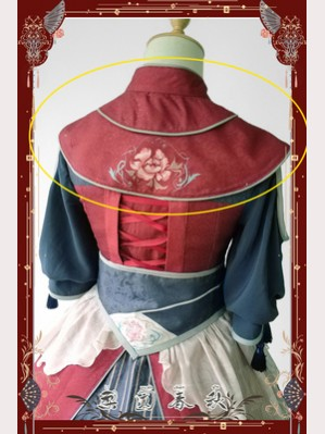 Infanta Liyuan Spring and Autumn Qi Lolita Matching Shawl