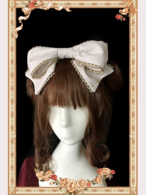 Infanta Astrology bears Lolita Headbow KC
