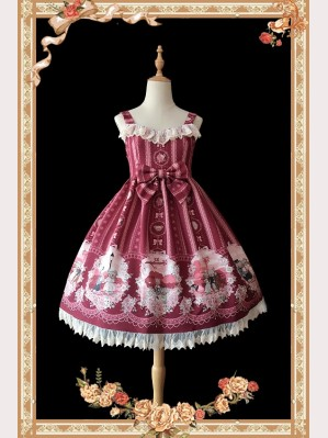 Infanta Dating Bears Lolita Dress JSK