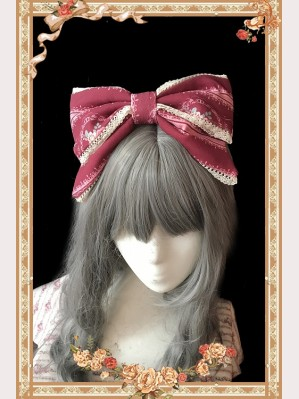 Infanta Dating Bears Lolita Headbow KC