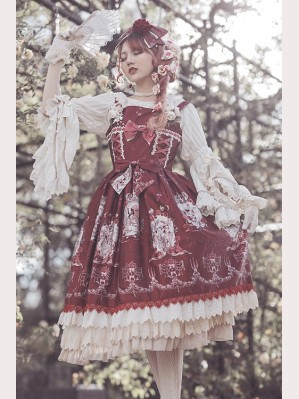Infanta Rapunzel Lolita Dress JSK