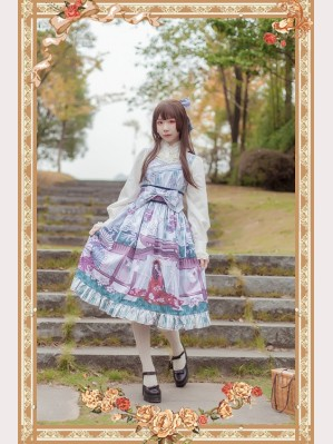 Infanta The Tale of the Bamboo Cutter Lolita Dress JSK