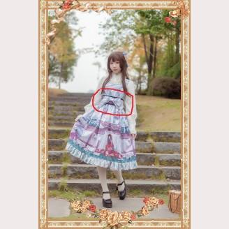 Infanta The Tale of the Bamboo Cutter matching waist belt