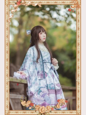 Infanta The Tale of the Bamboo Cutter Matching Haori