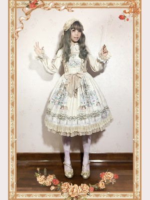 Infanta Angel's Music chapter lolita dress JSK