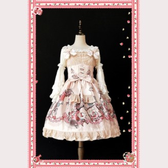 Infanta Candy Town Lolita Dress JSK