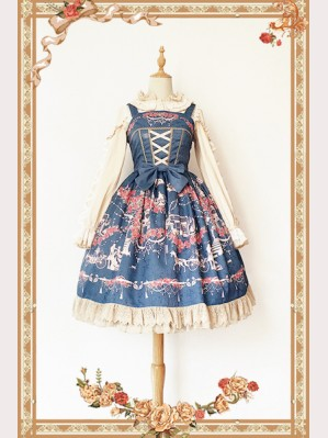 Infanta Champs Elysees Lolita Dress JSK