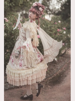 Infanta Fairy Tale Town Dance lolita dress JSK (Tea Party Version)