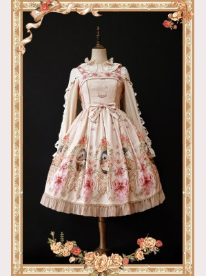 Infanta Fairy Tale Town Dance lolita dress JSK