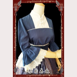 Infanta Liyuan Spring and Autumn Qi Lolita Matching Blouse