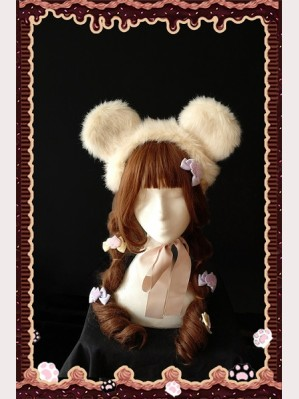 Infanta bear ears furry lolita KC