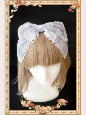 Infanta Girls Room lolita headbow KC (IN920)
