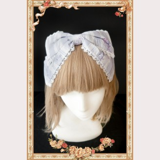 Infanta Girls Room lolita headbow KC