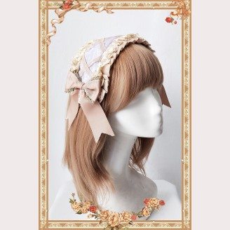 Infanta Angel's Music chapter lolita headband