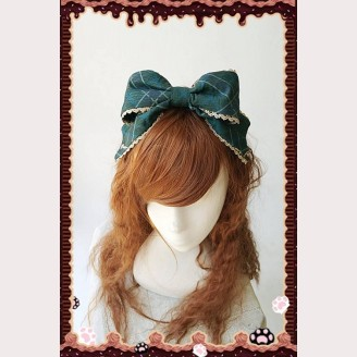 Infanta Magic dictionary Mini Lolita Dress headbow KC
