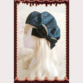 Infanta Magic dictionary matching beret