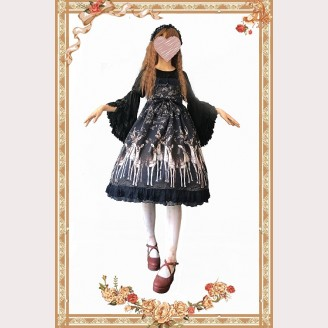 Infanta Elk Lolita Dress JSK