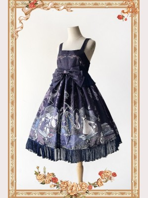 Infanta Witch's Nightmare Lolita Dress JSK