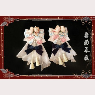 Infanta Liyuan Spring and Autumn Qi Lolita Hairclip