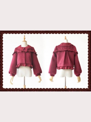 Infanta Little Puff Lolita Short Jacket