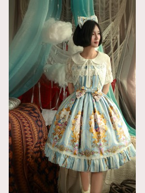 Magic tea party Emperor Lolita Dress JSK