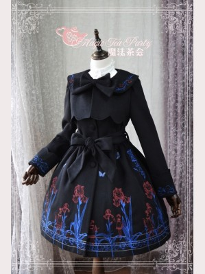 Magic tea party Iris Lolita Coat