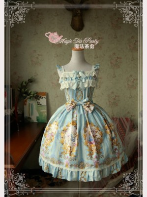 Magic tea party Alice Lolita Dress JSK