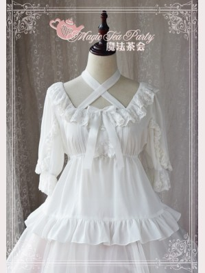 Magic Tea Party Ice Cream Party Lolita Blouse