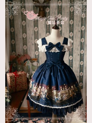 Magic tea party Gondola Lolita Dress JSK