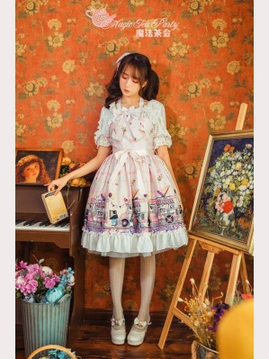Magic tea party Ice Cream Party Lolita Dress JSK