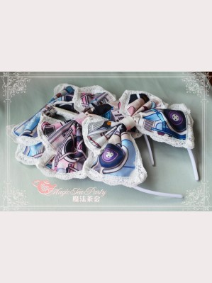 Magic tea party Ice Cream Party Lolita Matching Headbow