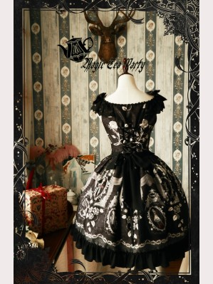 Magic tea party Seven Deadly Sins Lolita Dress JSK