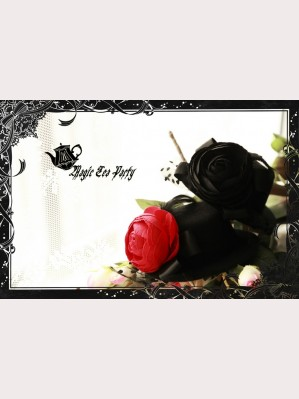 Magic tea party Seven Deadly Sins Lolita Matching Hat Hairclip