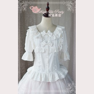 Magic tea party Son of the Wind Lolita Blouse