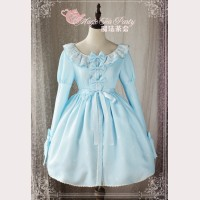 Magic tea party The Son of Wind Lolita Coat