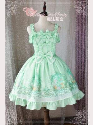 Magic tea party The Son of Wind Lolita Dress JSK