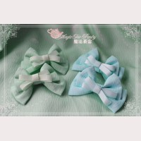 Magic tea party The Son of Wind Lolita Hair clips (1 pair)