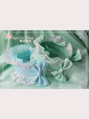 Magic tea party The Son of Wind Lolita Headband