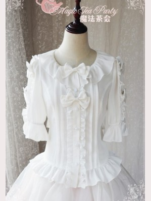 Magic tea party War of Thrones Lolita Blouse